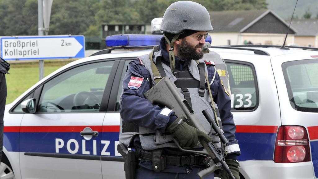 Rakouská policejní jednotka