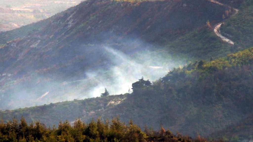 Turecko sestřelilo syrský vrtulník