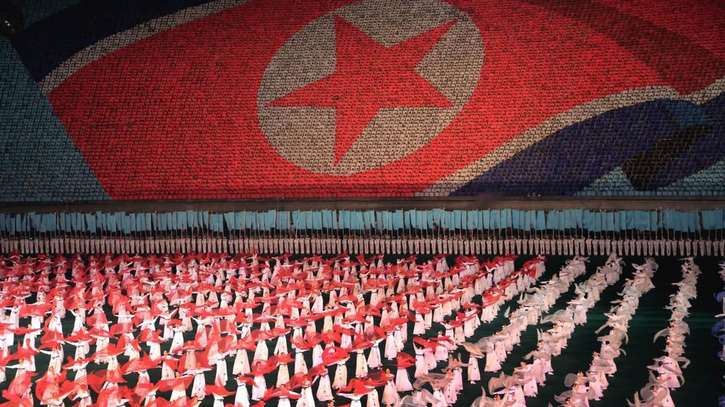 Severokorejský tanec