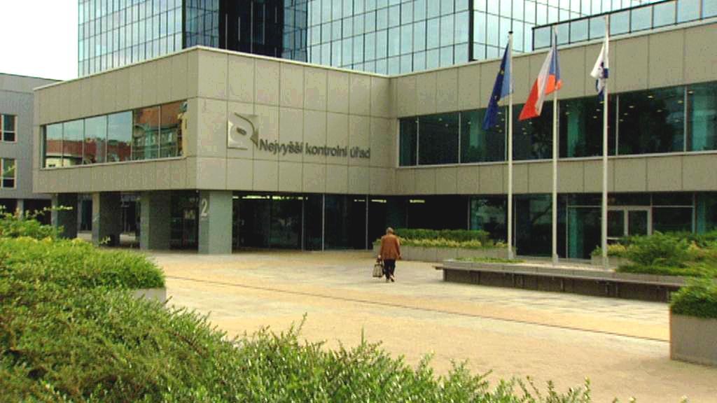 Budova Nejvyššího kontrolního úřadu