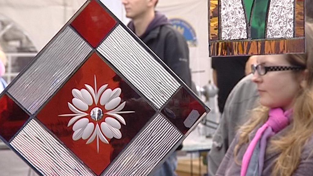 Festival sklářů v Železném Brodě
