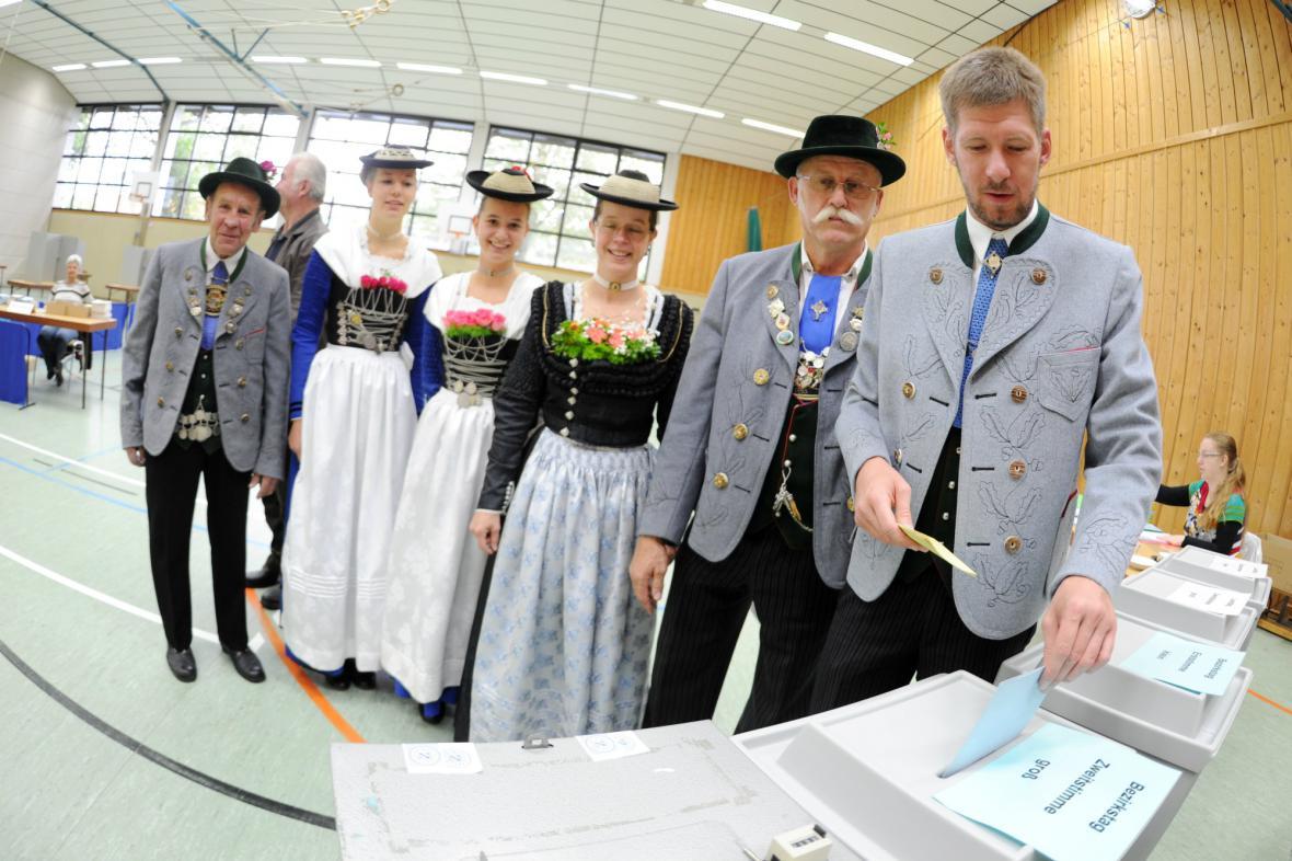 Volby v Bavorsku