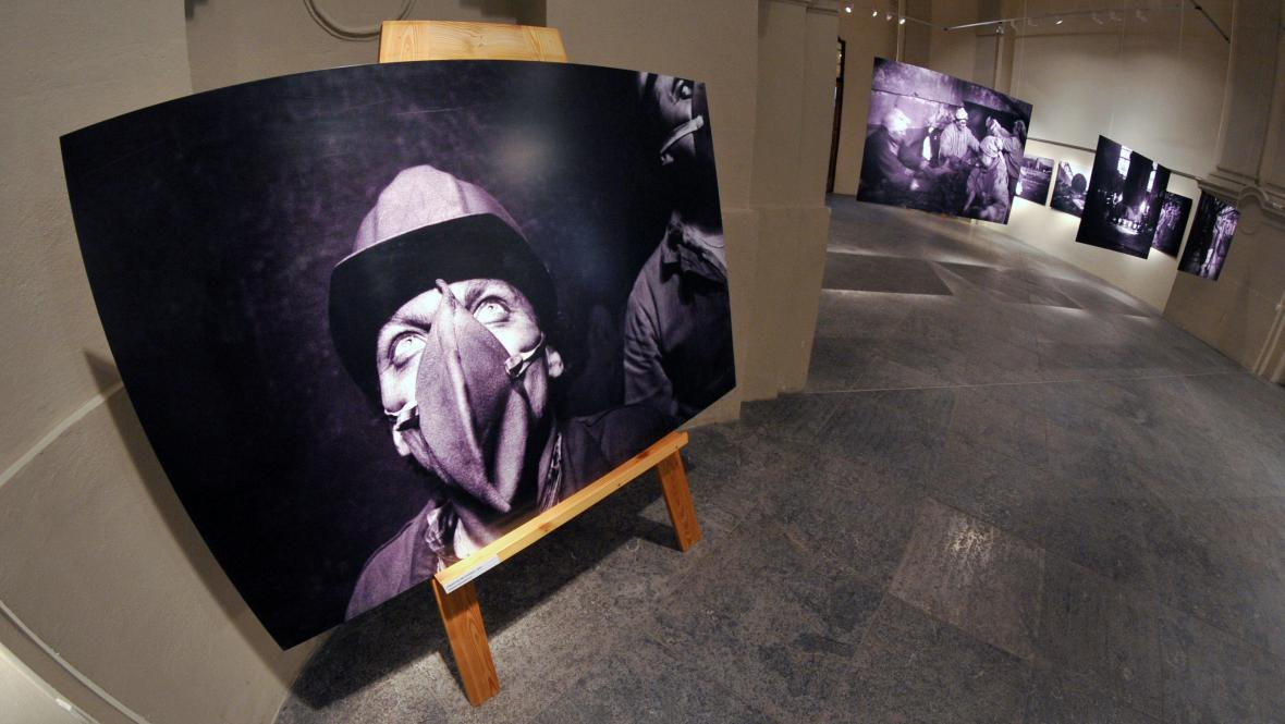 Výstava Jindřicha Štreita