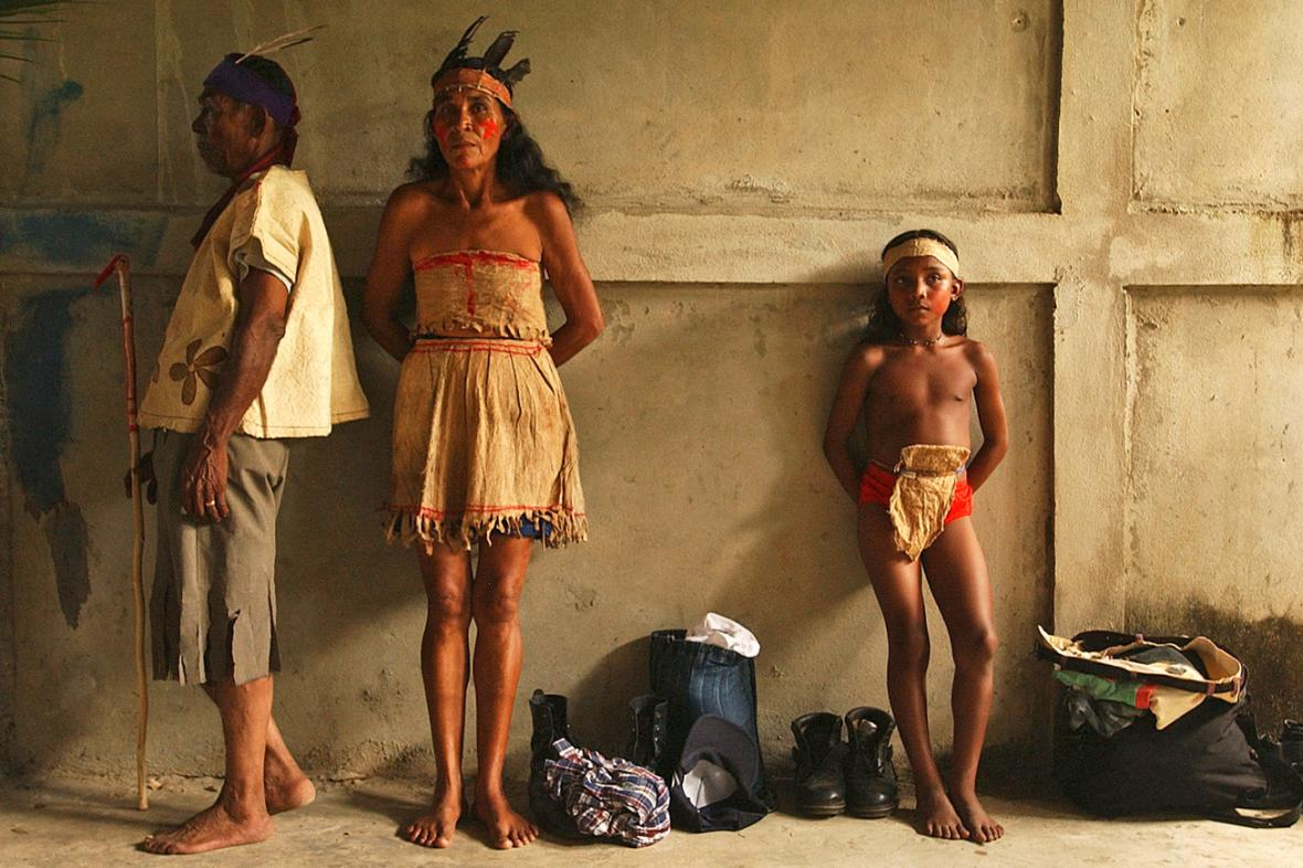 Honduraští indiáni