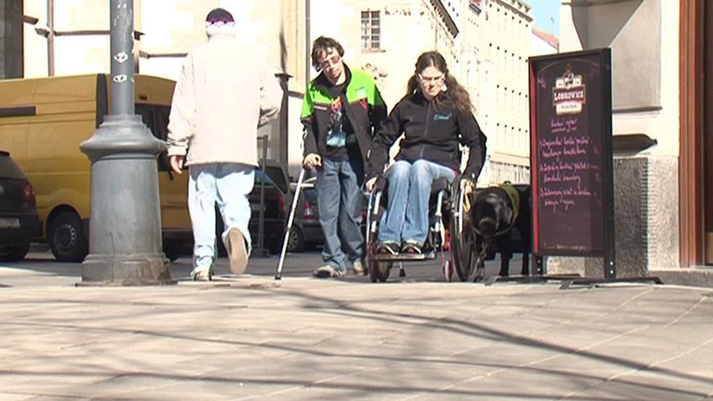 Handicapovaným v Brně pomůže nový atlas