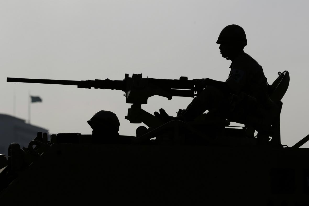 Egyptský voják