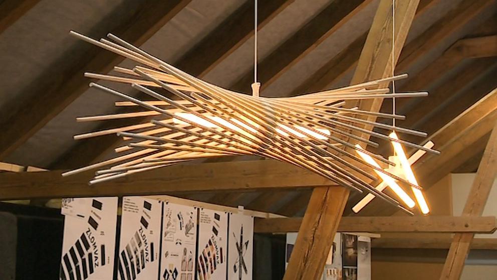 Návrh v soutěži Národní cena za studentský design 2013