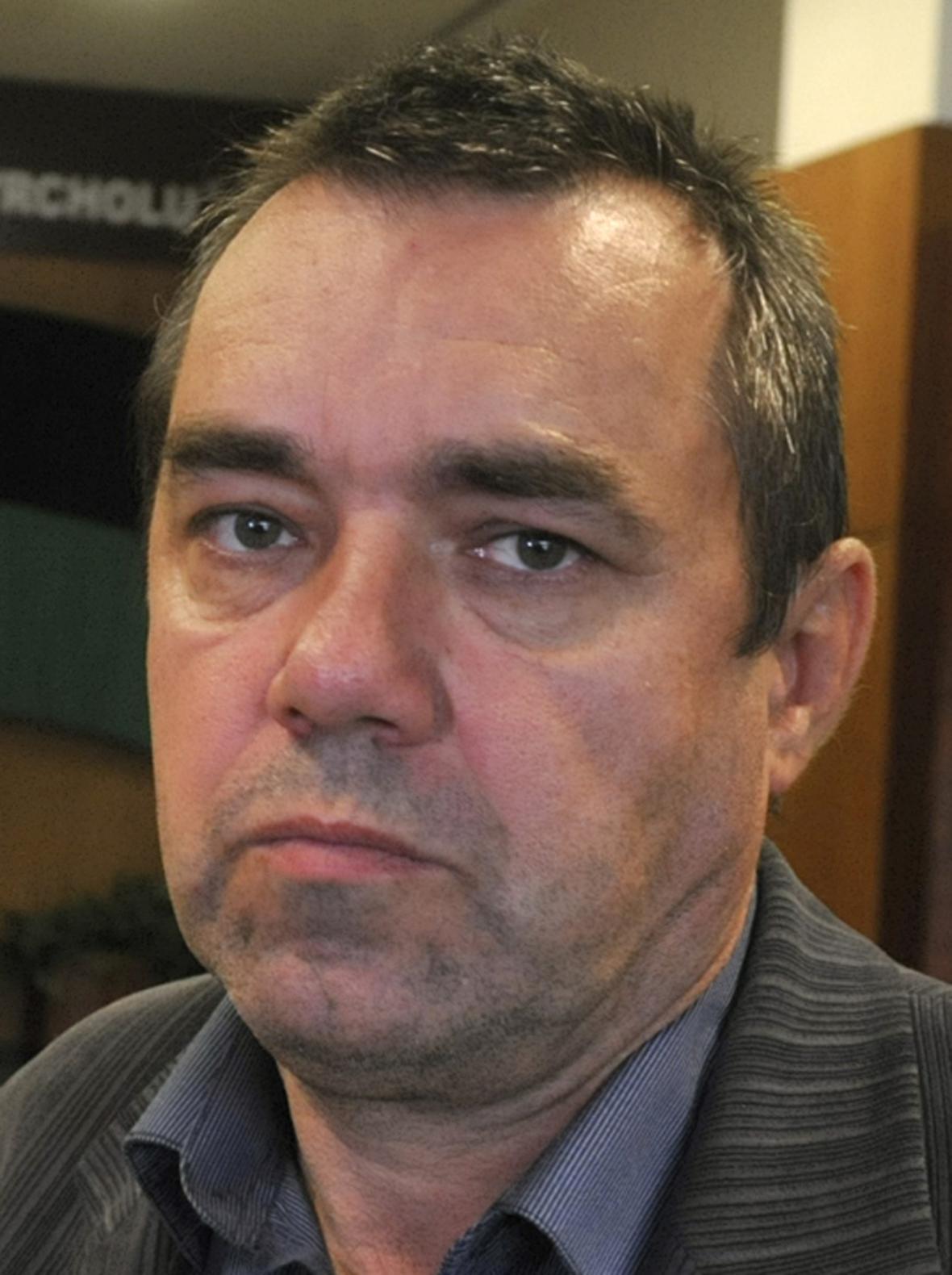 Jaromír Pytlík - předseda Sdružení hornických odborů