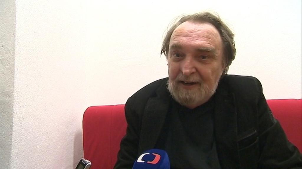 Zpěvák, skladatel a textař Jaroslav Wykrent