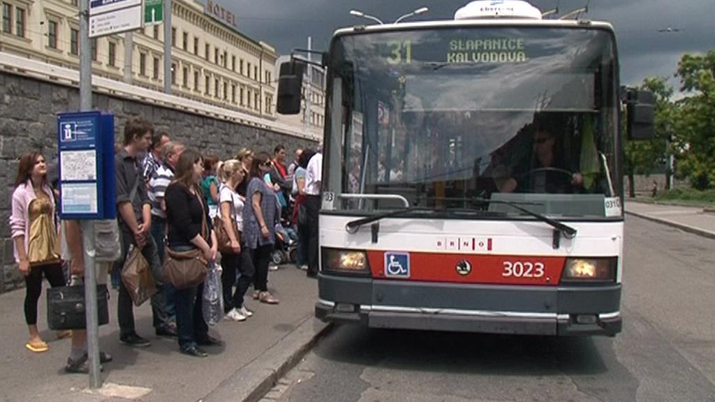 Brněnský trolejbus