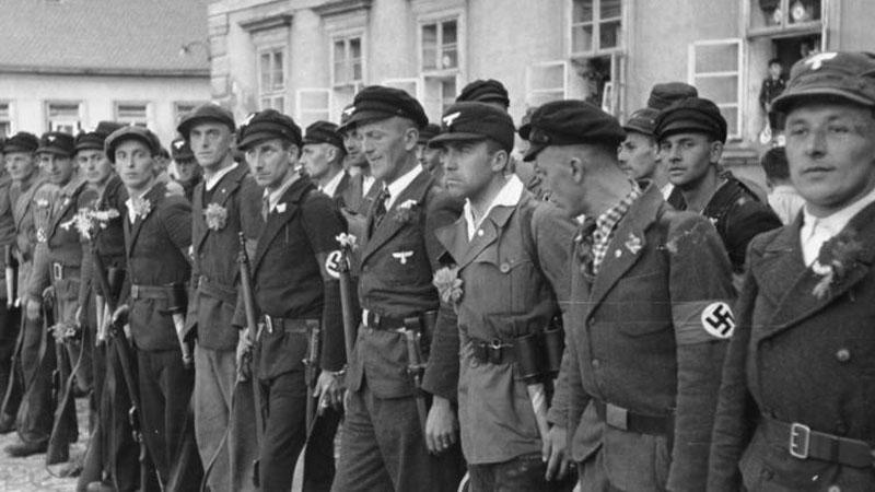 Sudetoněmecký Freikorps