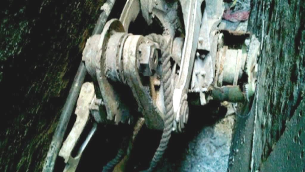 Podvozek z boeingu, který zničil WTC