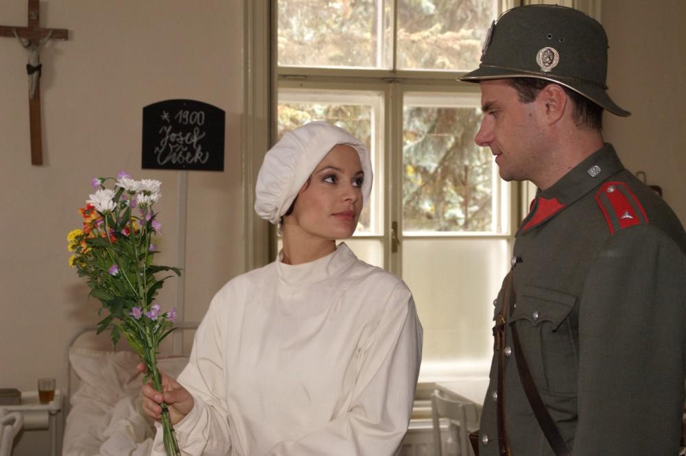 Martin Sláma s Jitkou Čvančarovou