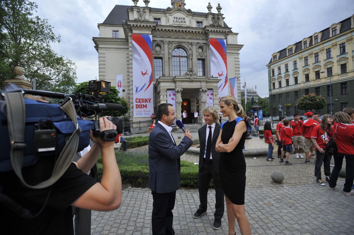 Redakce sportu, Petr Hrčka