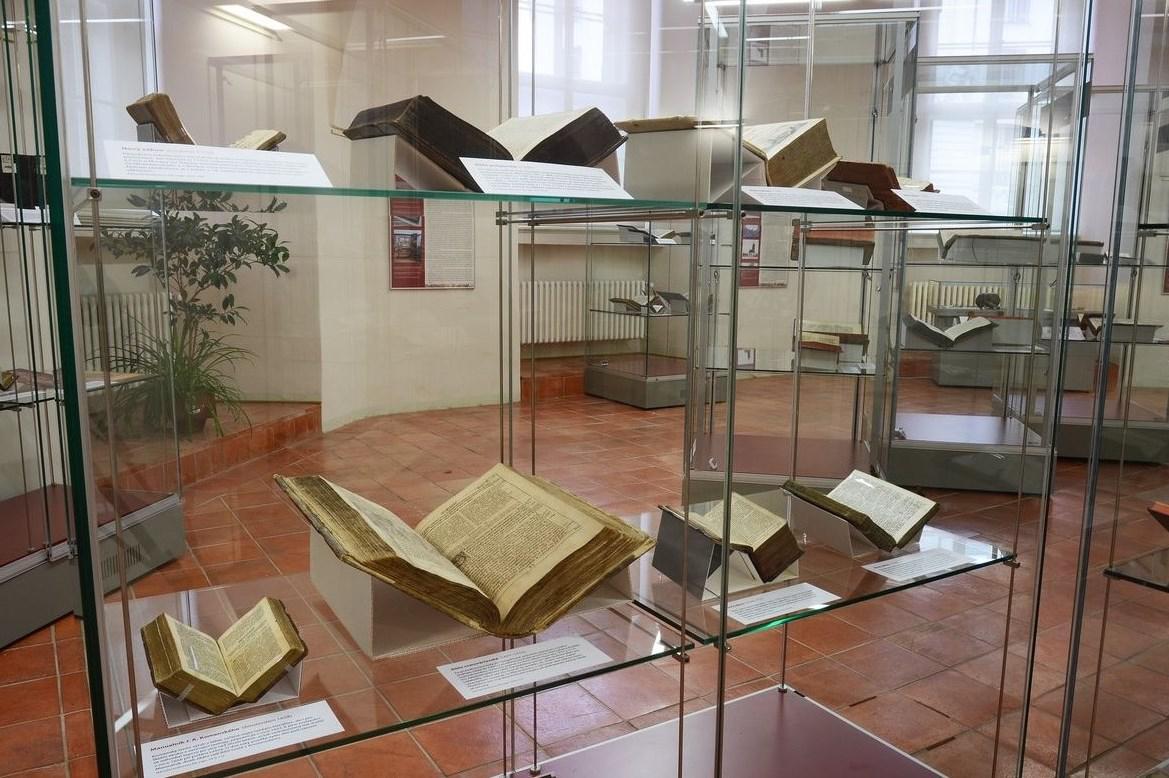 Výstava Bible kralická 1613 - 2013