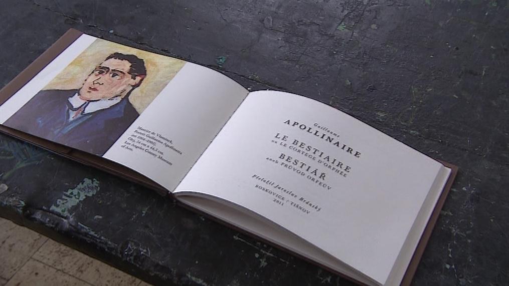 Nový překlad básní francouzského surrealisty