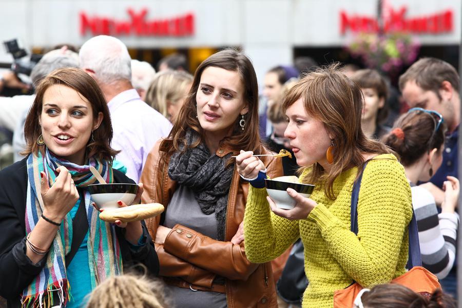 Kampaň Zachraň jídlo