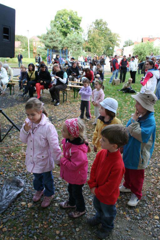 Sousedský festival v Líšnici