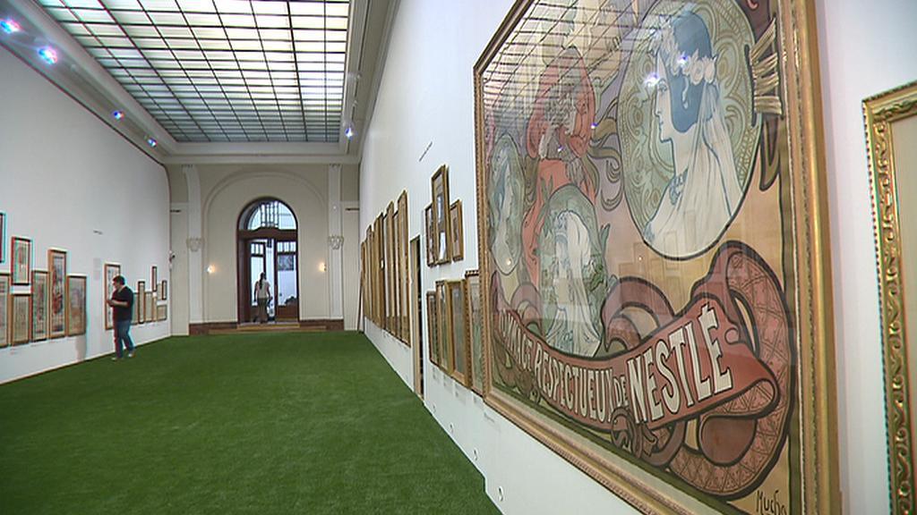 Sbírka Ivana Lendla v Obecním domě