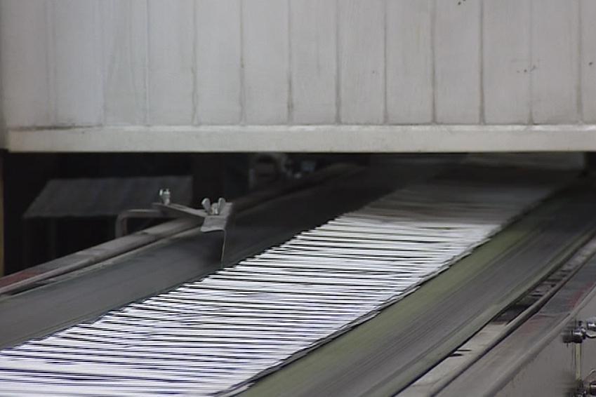 Tiskaři denně spotřebují 32 kilometrů papíru