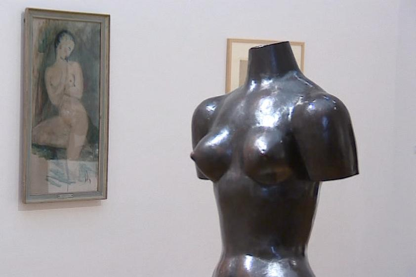 Retrospektivní výstava děl Wilhelma Lehmbrucka