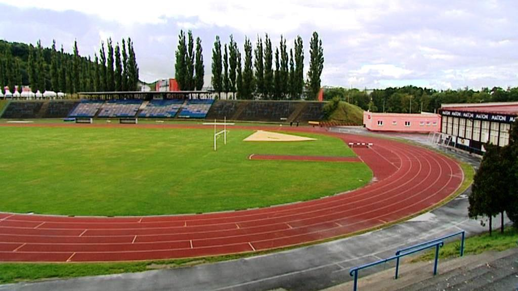 Stadion v Karlových Varech
