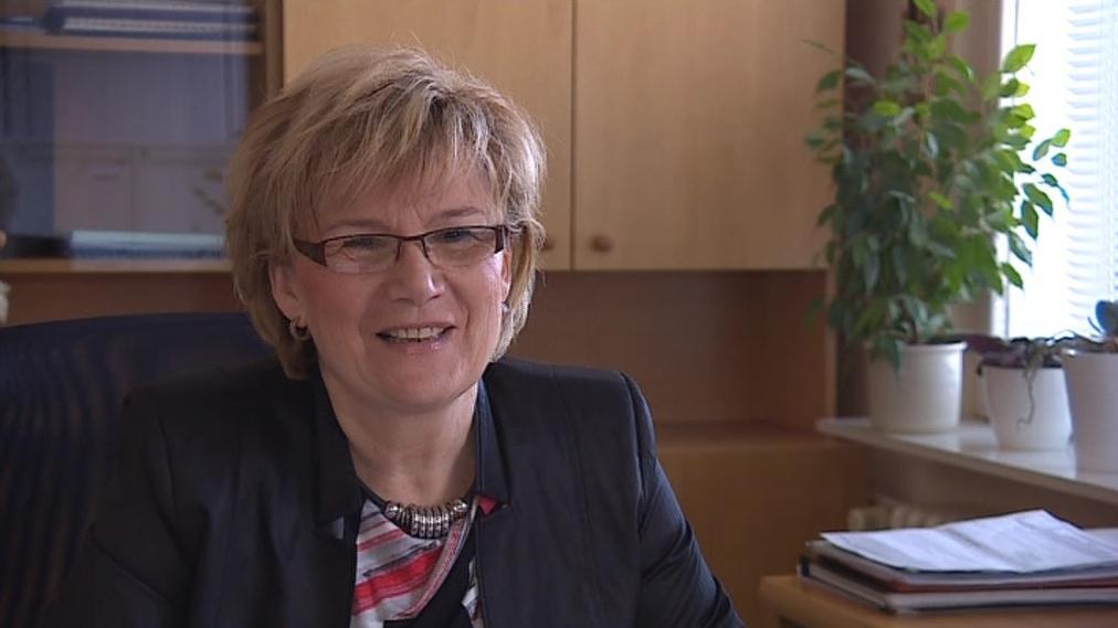 Hana Pazderková pracuje pro Nejvyšší soud už dvacet let
