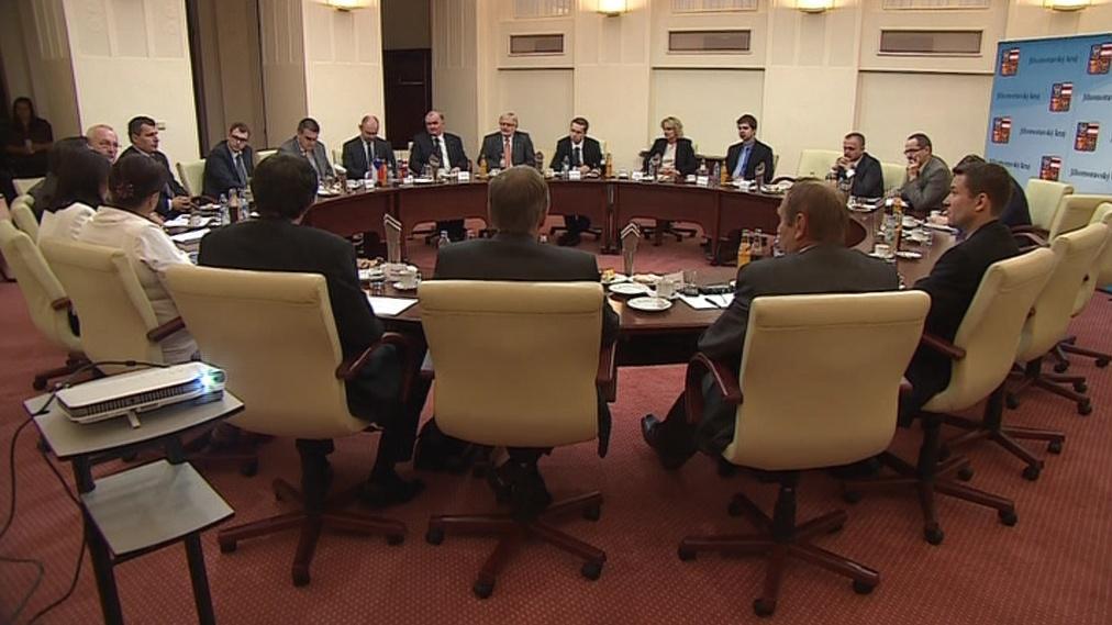 Ministr v demisi jednal se zástupci jihomoravských obcí