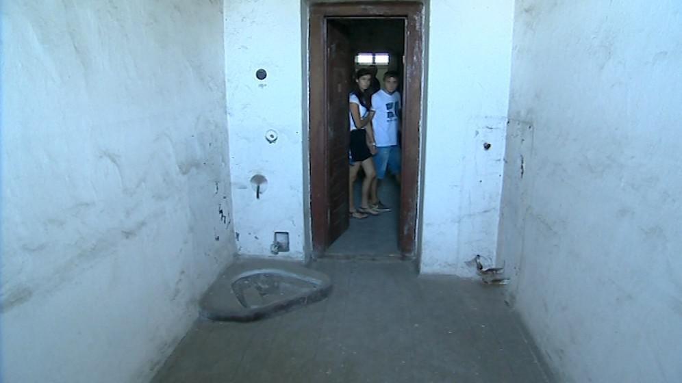 Cely věznice v Uherském Hradišti jsou už dávno prázdné
