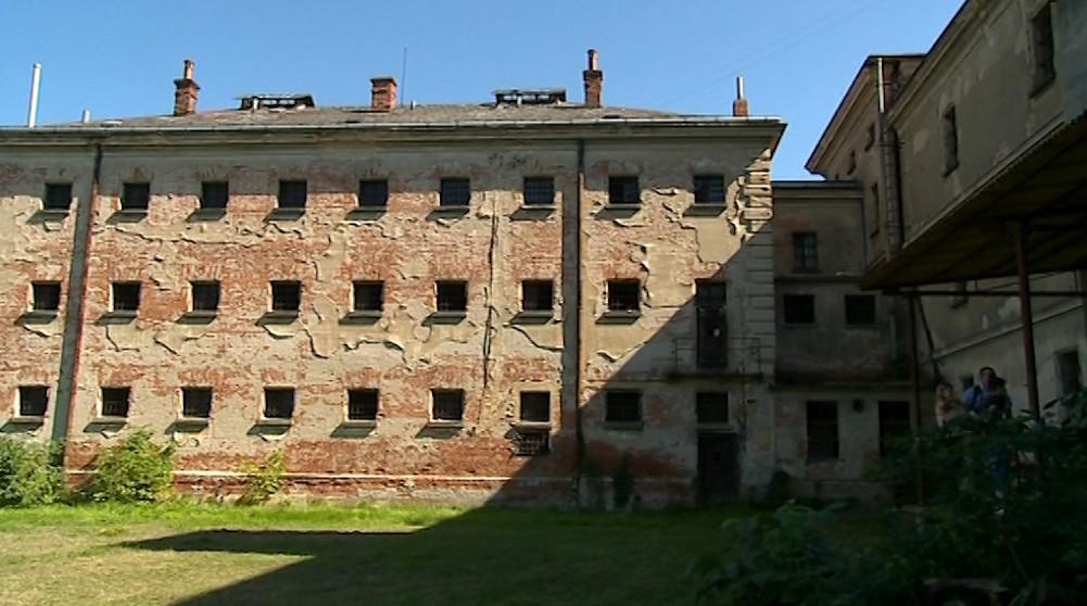 Bývalá věznice v Uherském Hradišti chátrá