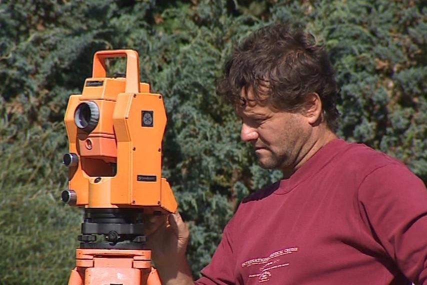 Odborníci digitálně přeměřují okolí Vranova