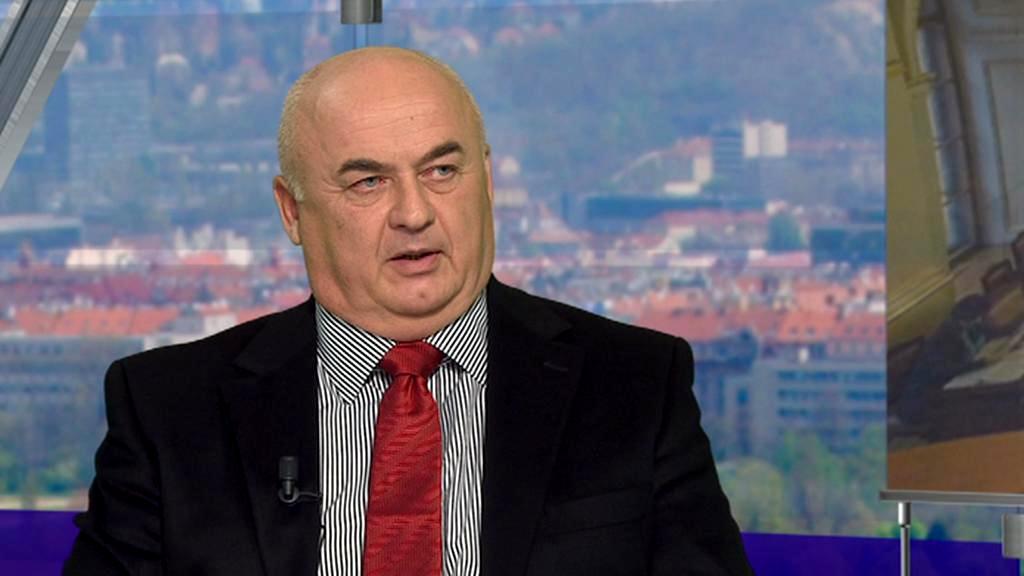 Předseda rozpočtového výboru sněmovny Pavel Suchánek (ODS)