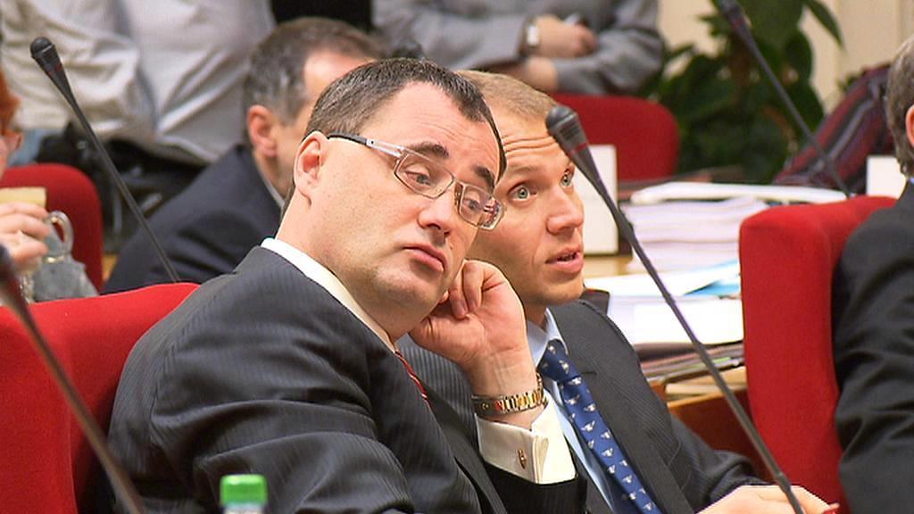 Boris Šťastný a Milan Richter
