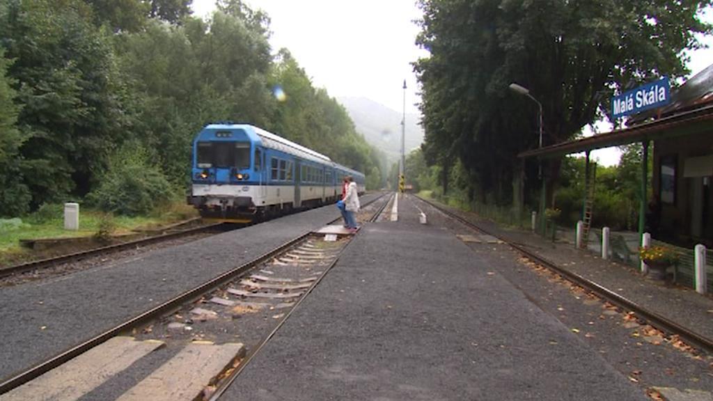 Maloskalské nádraží