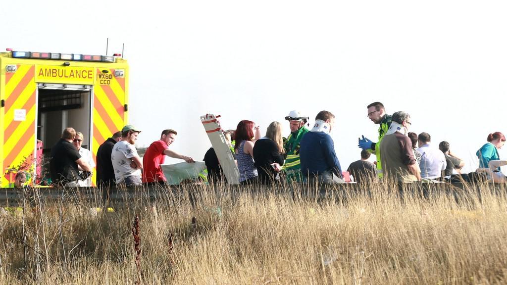 Hromadná nehoda v Kentu
