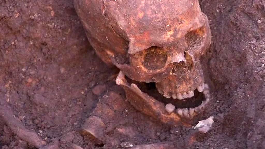 Lebka Richarda III.
