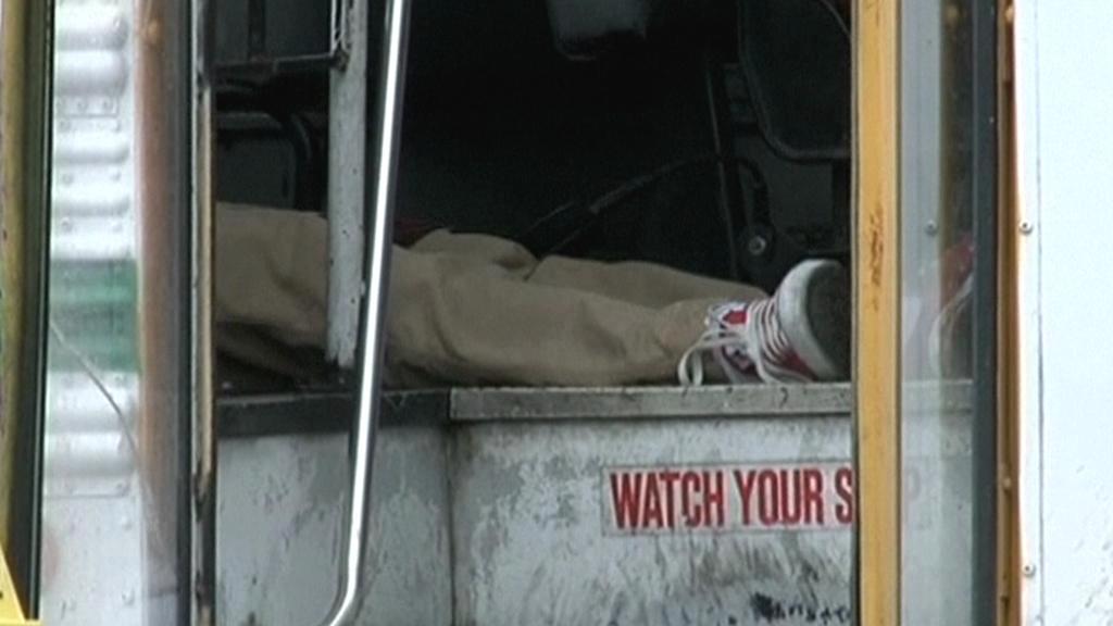 Zastřelený mexický řidič autobusu