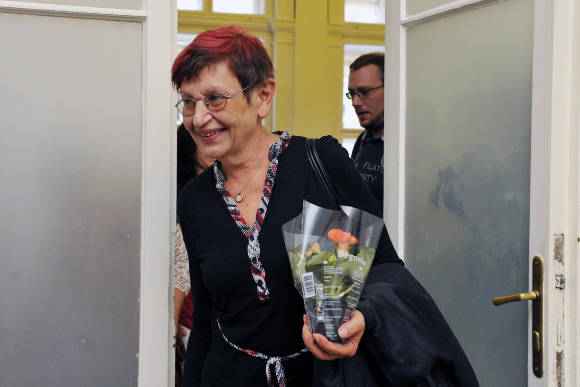 Ústavní soud zrušil rozsudek nad Ivanou Königsmarkovou