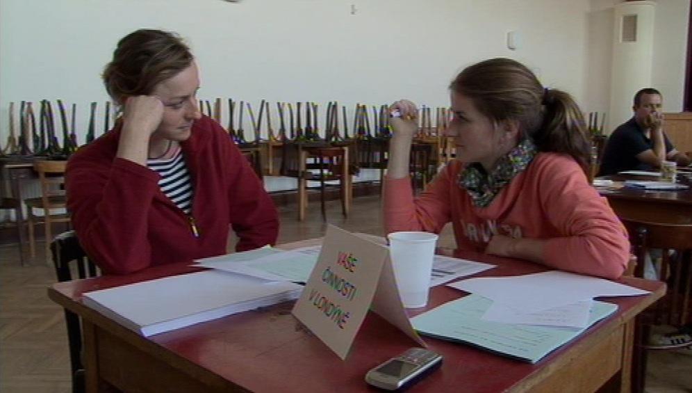 Kateřina Šedá v dokumentu Jana Gogoly ml.