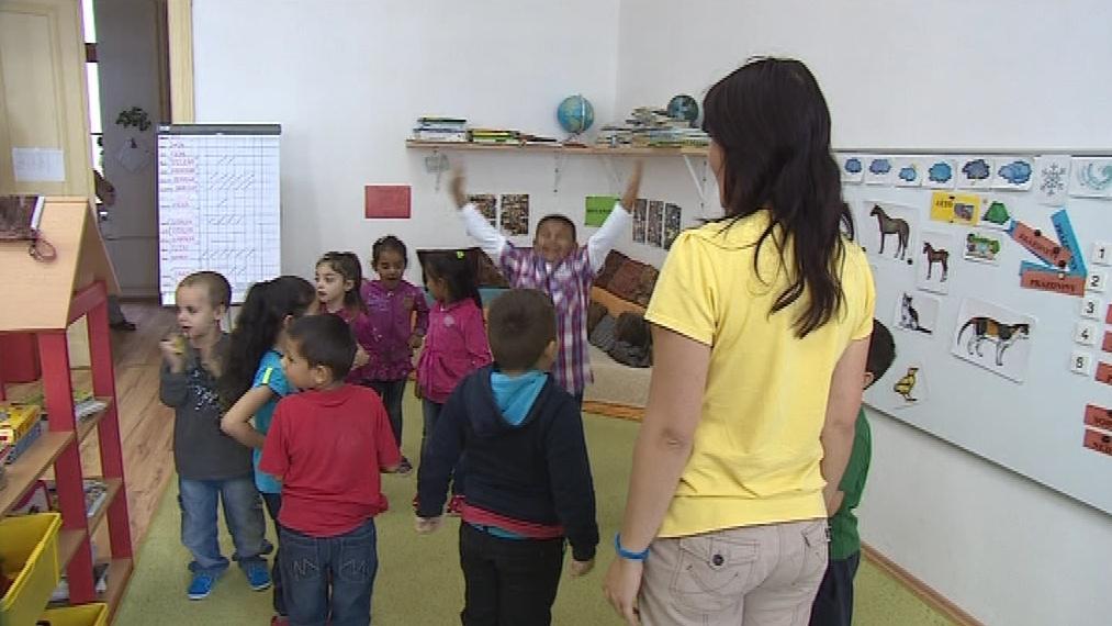 Přípravný ročník má děti připravit na zápis