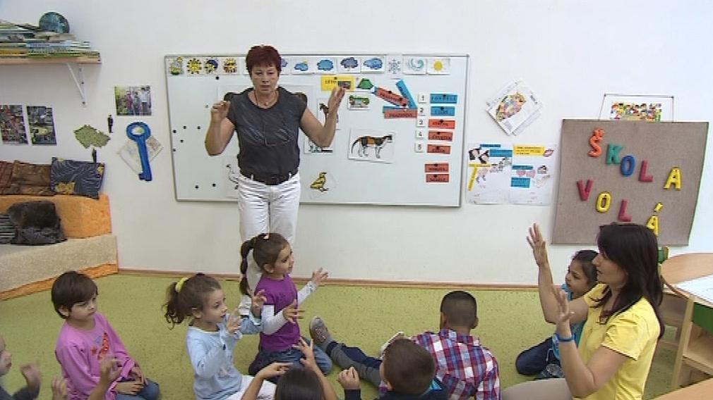 Do přípravek chodí v Brně okolo stovky dětí