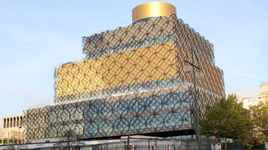 Knihovna v Birgminghamu