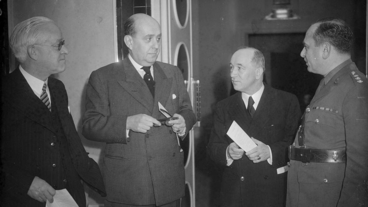 Čs. exilová vláda v Londýně