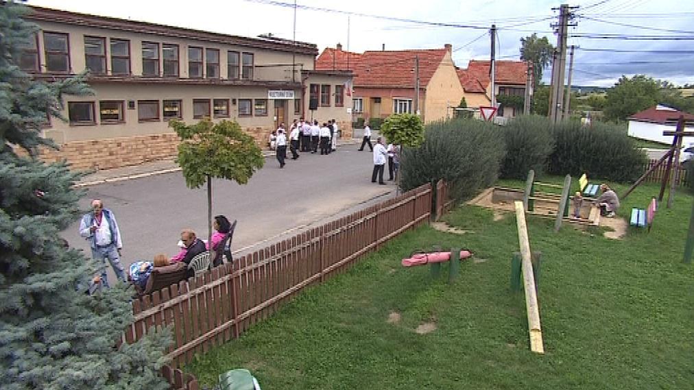 Součástí projektu je také vybudování návsi v Bedřichovicích
