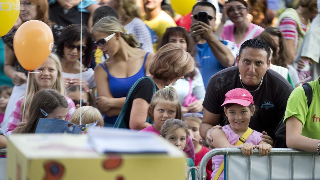 Dětský den na Pankráci