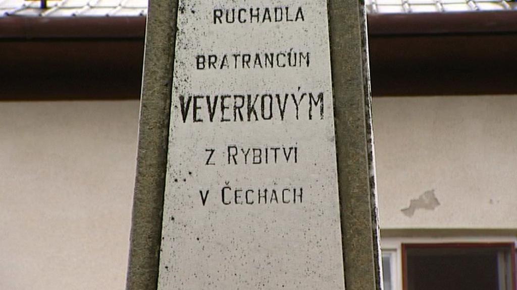 Památník bratrancům Veverkovým