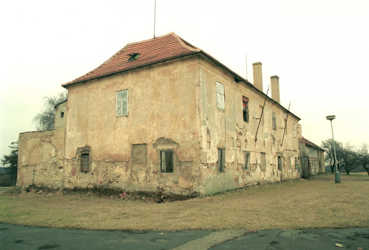 Squatt Ladronka v Praze