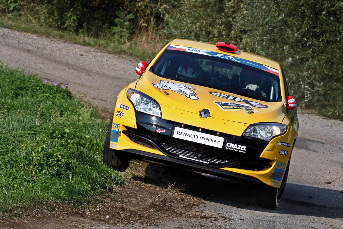 Barum Czech Rally 2013