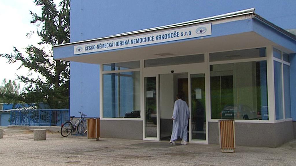 Vrchlabská nemocnice