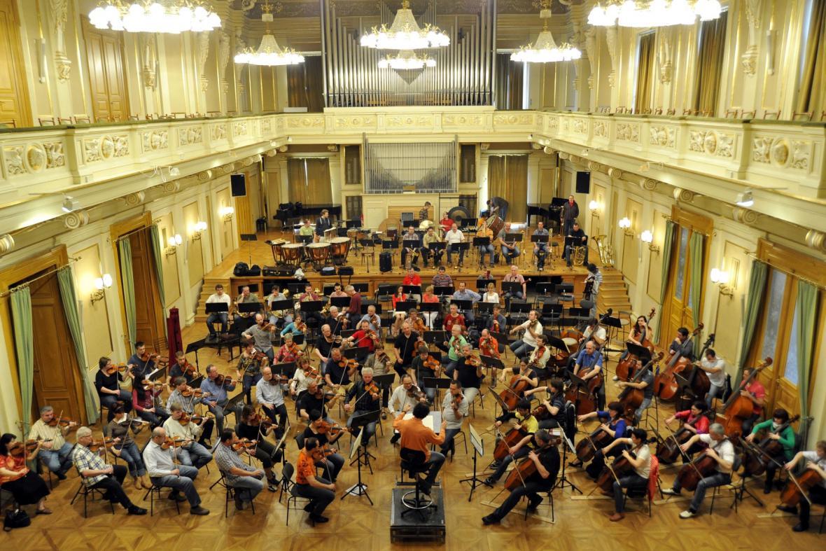 Filharmonie Brno se chystá na novou sezonu